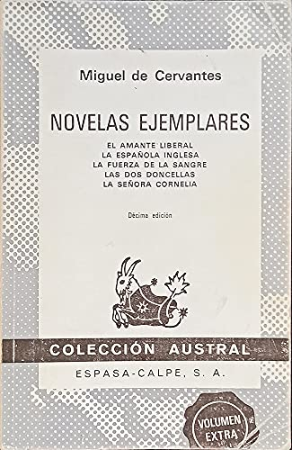 Novelas Ejemplares 2 (Spanish Edition): Cervantes