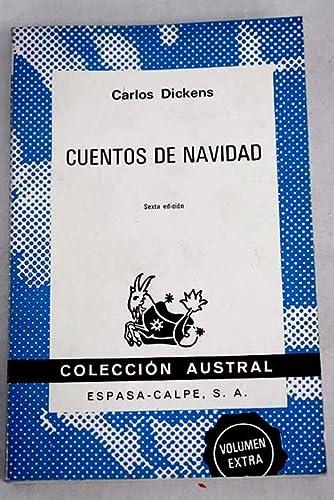 CUENTOS DE NAVIDAD: CARLOS DICKENS