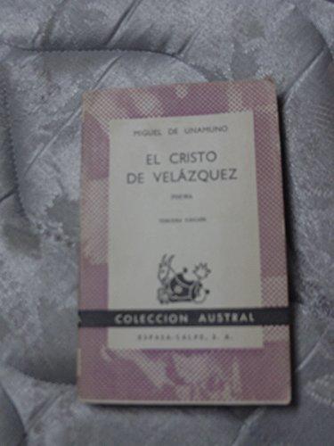9788423907816: Cristo Velázquez