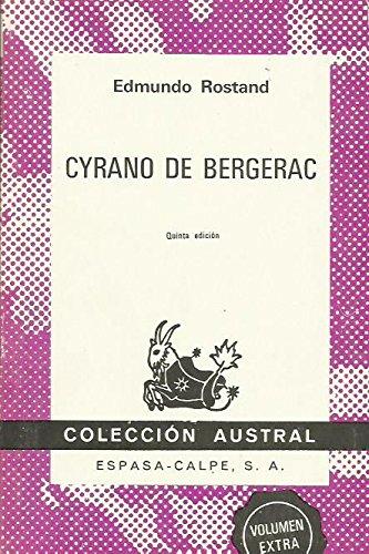 9788423911165: Cyrano de bergerac