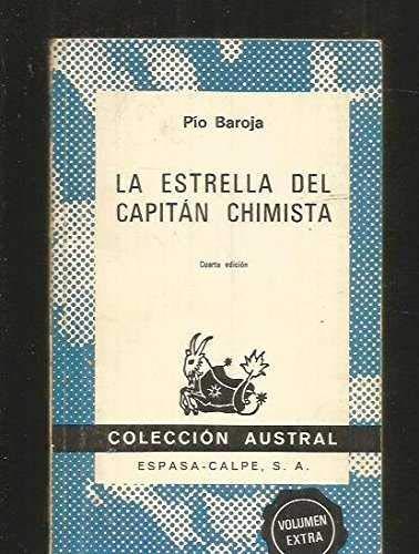9788423912537: Estrella del capitan chimista,la (Austral)
