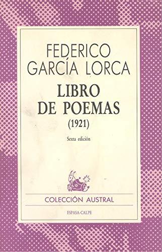 Libro De Poemas (Spanish Edition): Garcia Lorca