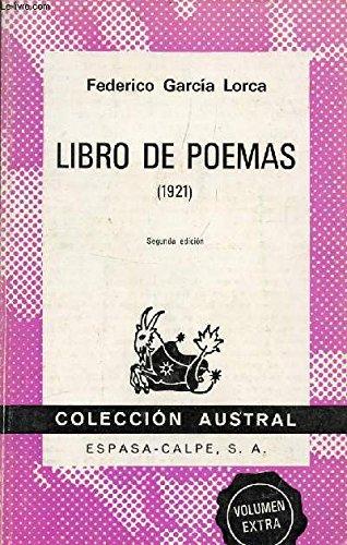 9788423914517: Libro De Poemas (Spanish Edition)