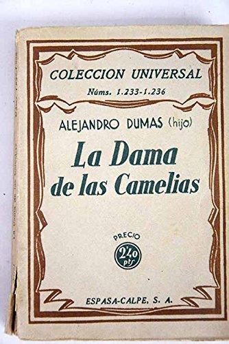 9788423914555: Dama de las camelias, la