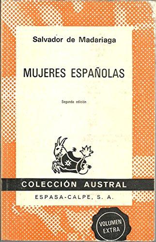 9788423915002: Mujeres españolas