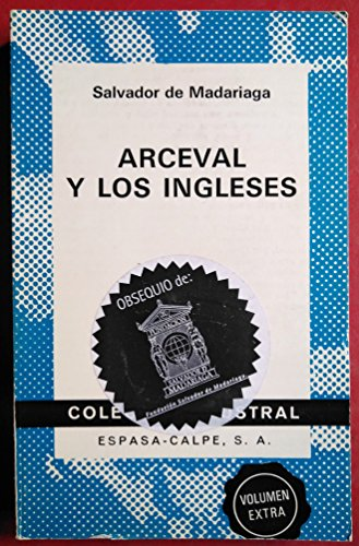 9788423915385: Arceval y los ingleses (Colección austral, no. 1538) (Spanish Edition)