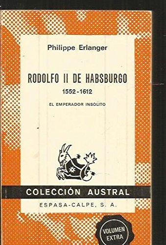 9788423915569: RODOLFO II DE HABSBURGO (AUSTRA1556)