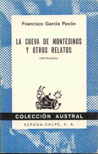 9788423915583: La Cueva de Montesinos y Otros Relatos: Antologia