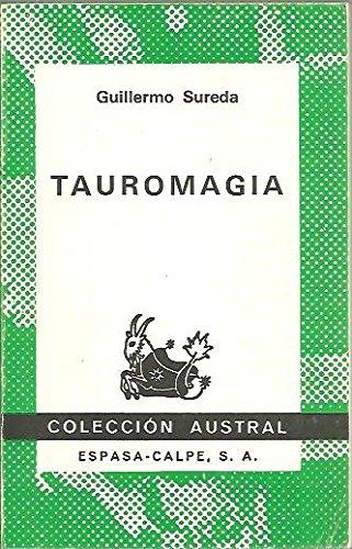 Resultado de imagen de Guillermo Sureda, «Tauromagia»