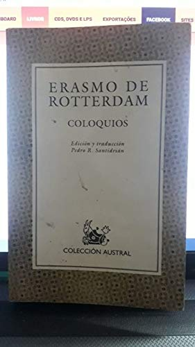 9788423917020: Coloquios (Spanish Edition)