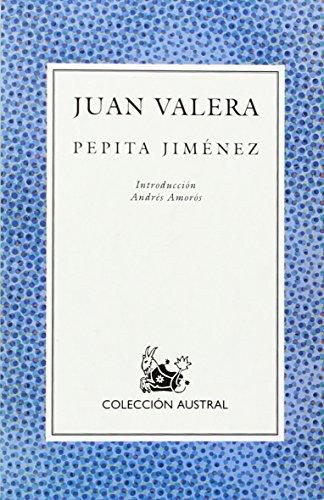 9788423918447: Pepita Jiménez (Nuevo Austral)