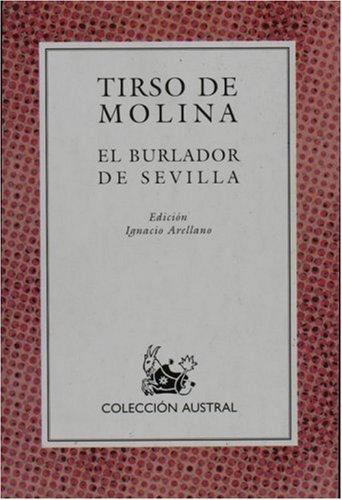 9788423918867: El burlador de Sevilla (Spanish Edition)
