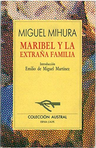 9788423919239: Maribel y la extraña familia (Nuevo Austral)
