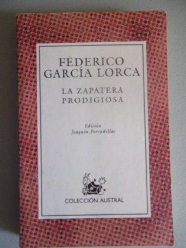 9788423919260: La Zapatera Prodigiosa
