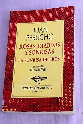 9788423919376: Rosas, diablos y sonrisas ; La sonrisa de Eros (Literatura) (Spanish Edition)