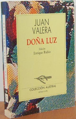9788423919741: Dona Luz (Nueva Austral Series Volume 174) (Spanish Edition)