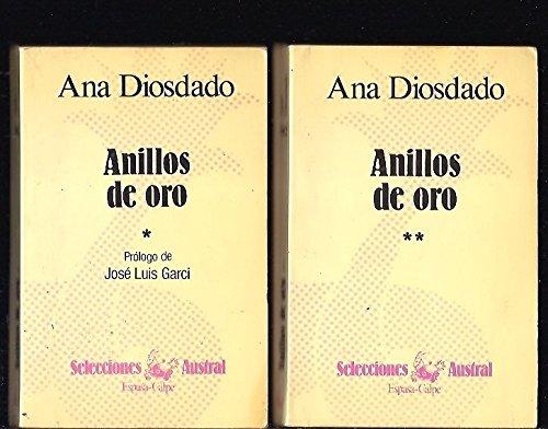 9788423919970: Anillos De Oro (Selecciones Austral)
