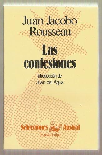 9788423920600: Confesiones, las