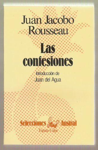 9788423920600: Las Confesiones (Spanish Edition)