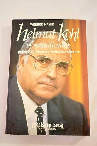 9788423922581: Helmut Kohl: el reunificador