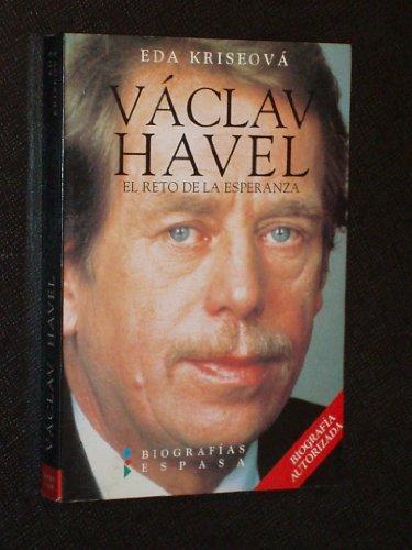 9788423922710: Vaclav havel, el reto de la Esperanza