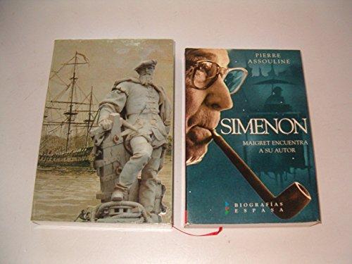 9788423922727: Simenon. maigret encuentra a su autor