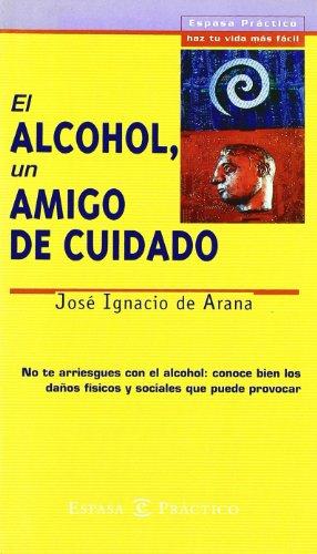 EL ALCOHOL, UN AMIGO DE CUIDADO: JOSÉ IGNACIO DE