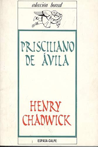 9788423925148: Prisciliano de Ávila
