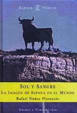 9788423925407: SOL Y SANGRE (E.FORUM).