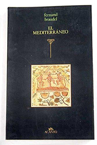 9788423925551: El Mediterráneo