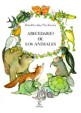 9788423925834: Abecedario de los Animales