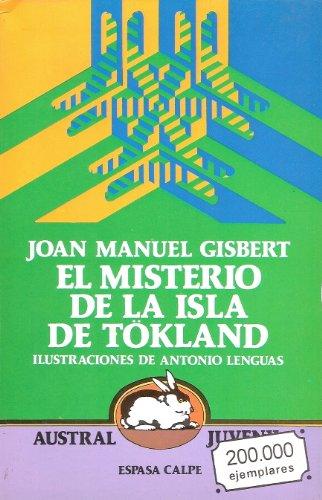 9788423927074: El misterio de la isla de tökland