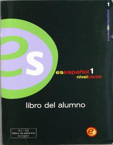 9788423929146: Es español 1, nivel inicial : libro del alumno