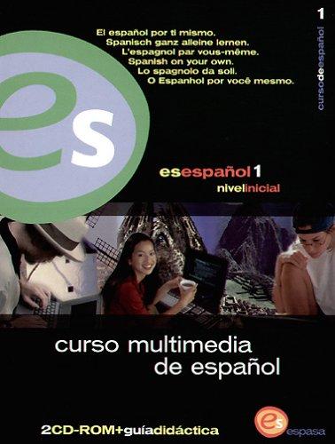 Es Espanol 1 CD Rom + Guia didactica: Collectif