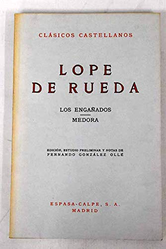 9788423937813: LOS ENGAÑADOS. MEDORA.