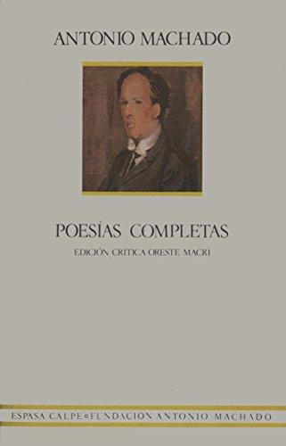 9788423938292: Poesias Completas (2 Volumes)