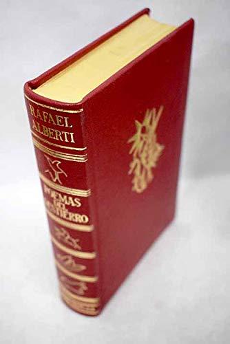 9788423942718: Poemas del destierro y de la espera (Spanish Edition)