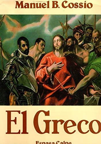 9788423942848: El Greco