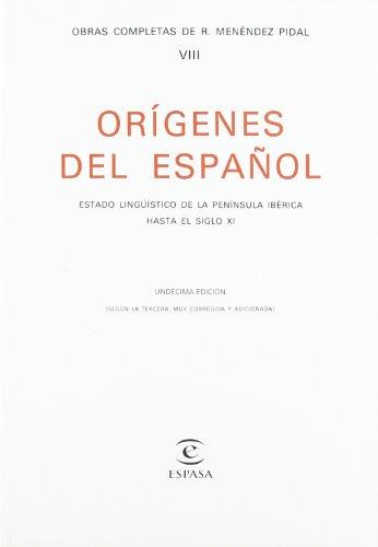 9788423947522: ORIGENES DEL ESPANOL 8