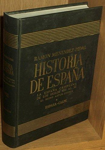 9788423949816: El reino astur-leones (722 a 1037)(hªespaña: la España cristiana de los siglos VIII al XI, t.7 - vol.1): 007