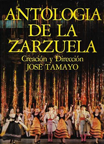 Antologia de la Zarzuela (English Text): Lorenzo Lopez Sancho