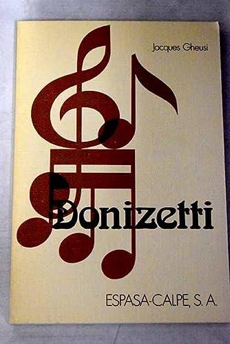 9788423953417: Donizetti