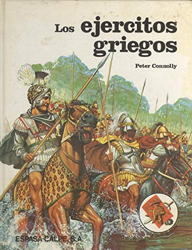 9788423958214: Los ejercitos griegos