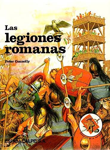 9788423958238: Las legiones romanas