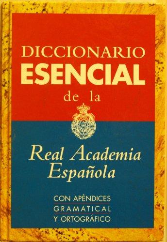 9788423964864: Diccionario Esencial de La Real Academia Espanola (Spanish Edition)