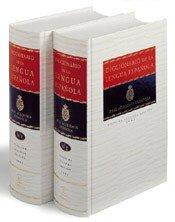 9788423968145: Diccionario de la Lengua Espanola (Spanish Edition) (2 volumes)
