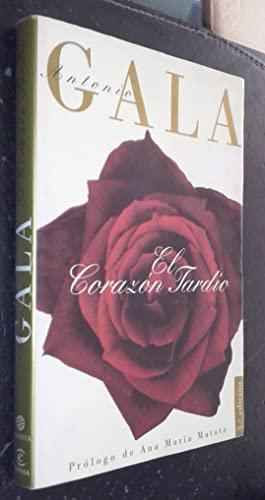 9788423970155: El Corazón Tardío
