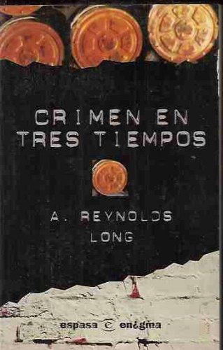 9788423970490: CRIMEN EN TRES TIEMPOS