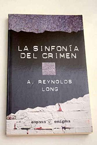La sinfonía del crimen: Long, Amelia Reynolds