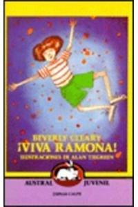 9788423971206: ¡viva Ramona! (Austral Juvenil)